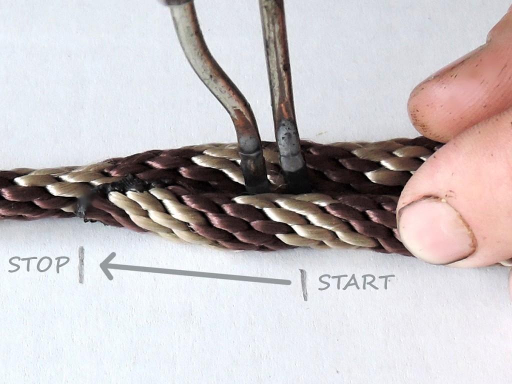 svařování lana pájkou