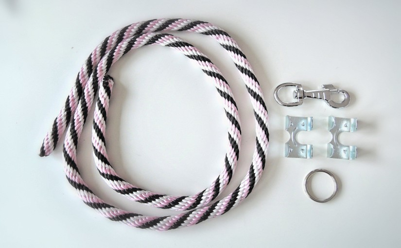 How to make a dog rope leash